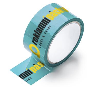 Printed PVC packing tape