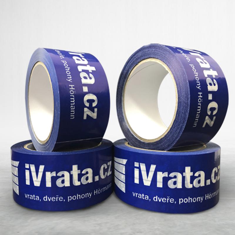 Lepící páska s potiskem iVrata