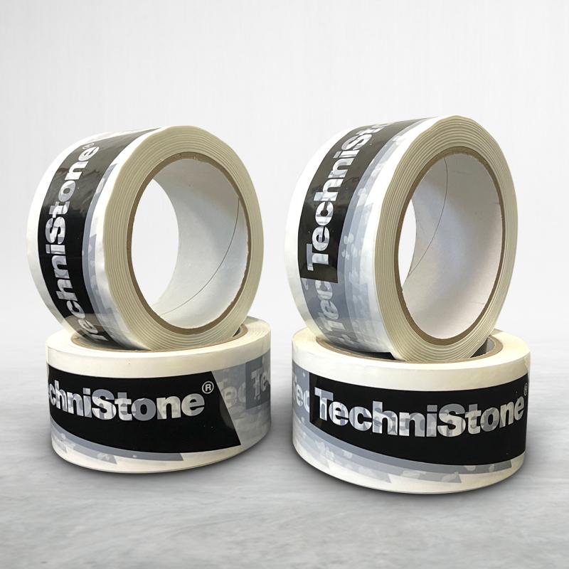 Reklamní balící lepící páska s potiskem TechniStone