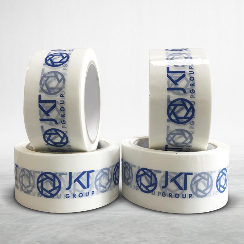 Lepící páska s potiskem JKT Group